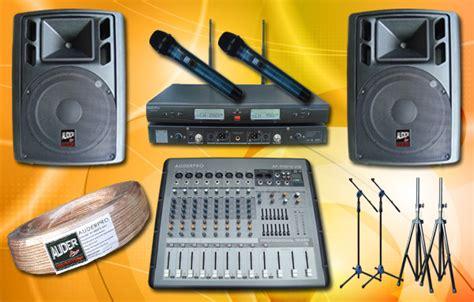Pasang Lu Gantung cara mendesain paket sound system meeting toko jual