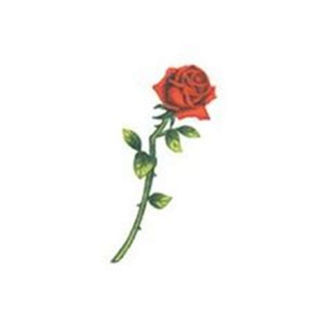 long stem rose tattoo designs 1000 images about ink on single