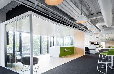 dublin office take a look at zendesk s dublin offices officelovin