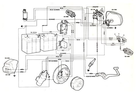 lml vespa wiring diagram lml wiring diagram drawing images