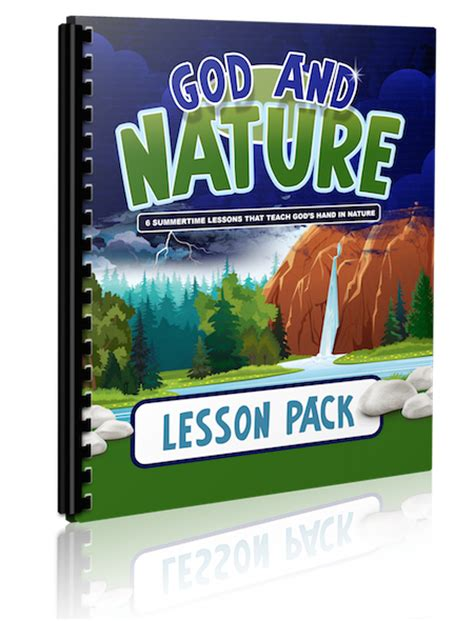 strength from nature simple lessons of taught by the most unlikely masters the nature teachers books god and nature lesson pack