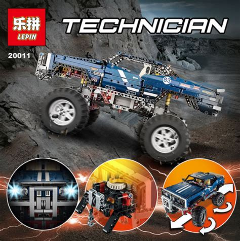 lego lepin technic series building set list