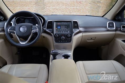 tan jeep grand cherokee 2015 jeep grand cherokee limited 4x4 review web2carz