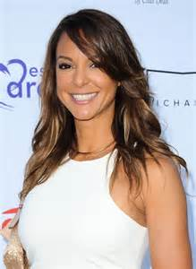 Hairstyles For Dinner Party - eva larue designcare gala in pacific palisades ca 7 16 2016