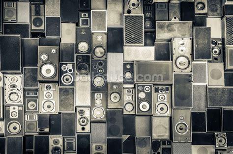 music wallpaper for walls uk music speakers wall monochrome wallpaper wall mural