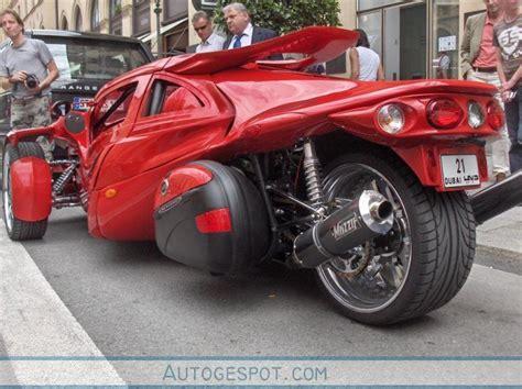 Dreirad Motorrad T Rex by Cagna T Rex Aero 3s 3 New Car Bike Pinterest