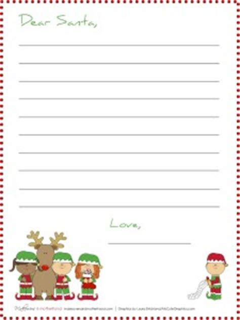 printable elf writing paper dear santa stationery printables makeovers and motherhood