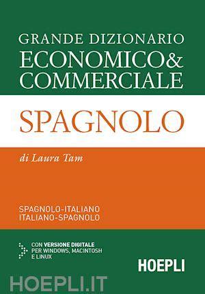 libreria in spagnolo dizionario spagnolo economico commerciale tam