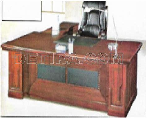 meja kerja pimpinan detira dot detira dot