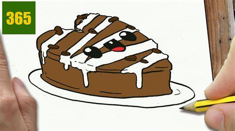 imagenes de tortas kawaii como dibujar corazon de chocolate kawaii paso a paso