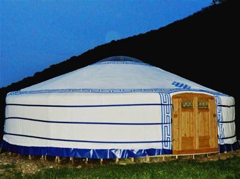 tenda mongola yurta abitazione lucammello
