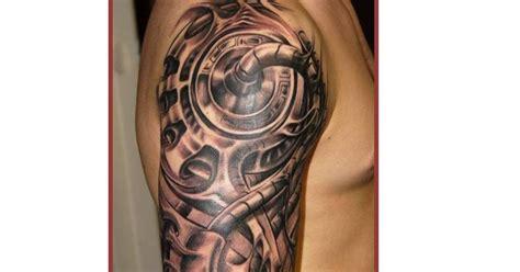 tattoo 3d program sleeve tattoos 3d biomechanical sleeve tattoos gallery