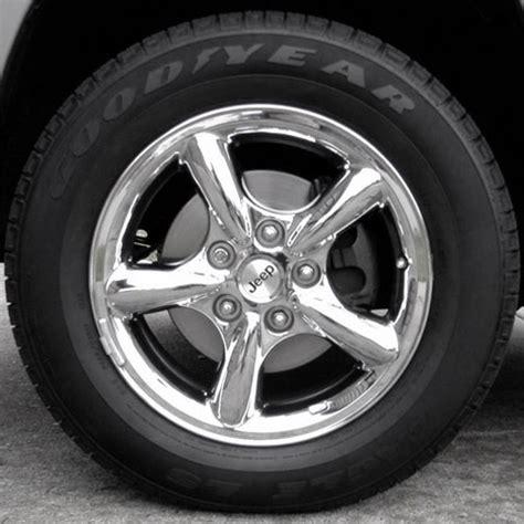 jeep wheels and tires chrome wj rogue rims or wk moduflex chrome rims jeepforum com