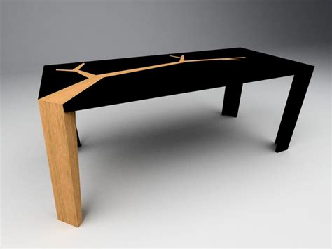 modern table design inspired by cambodian temples angkor table design
