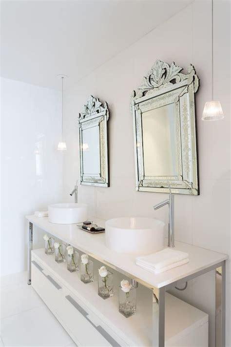Modern Bathroom Vases Design Ideas