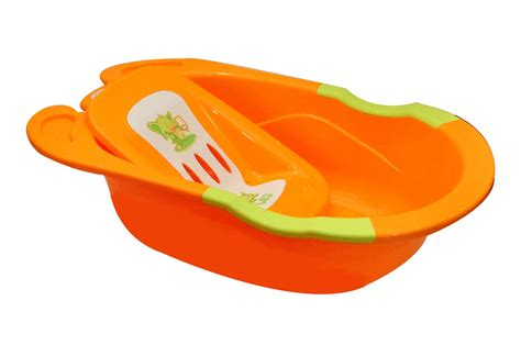 orange bathtub bath tub orange baby needs bath tubs baby lou baby