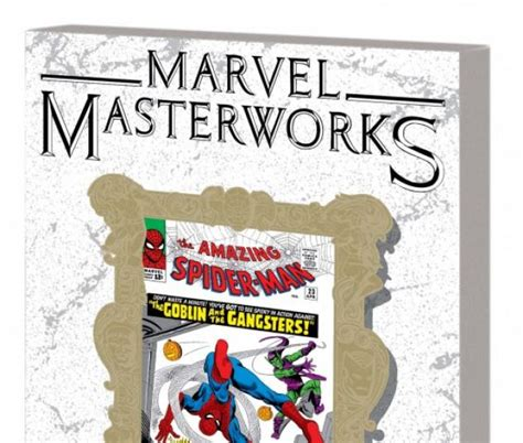 marvel masterworks the vol 11 books marvel masterworks the amazing spider vol 11 trade