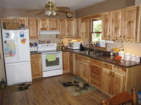 kitchen cabinets colorado denver hickory stock custer