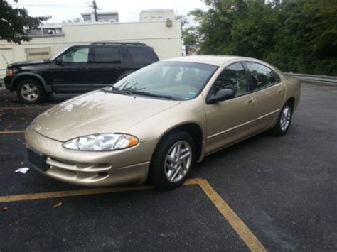 how it works cars 2001 dodge intrepid electronic toll collection find used 2001 dodge intrepid mint low miles sedan clean 6 pass in yonkers new york united states