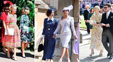 Royal wedding: The best dressed wedding guests at Harry
