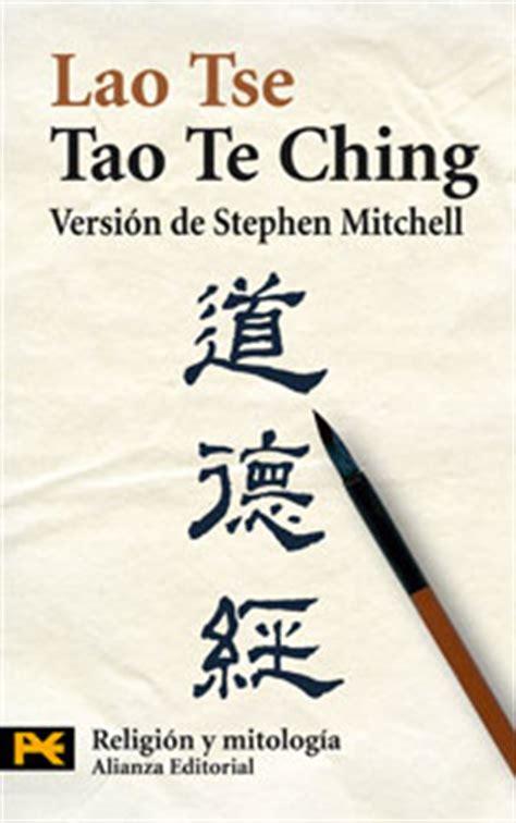 libro el tao de warren tao te ching dialnet