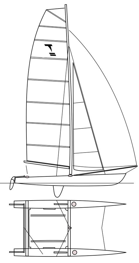 catamaran sailboat dimensions tornado sailboat wikipedia