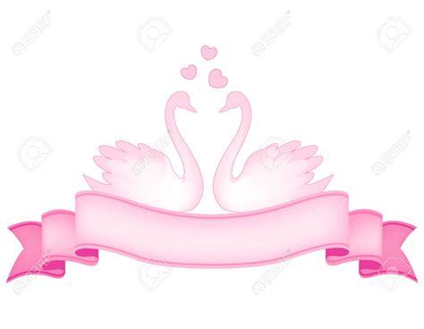 Pink Ribbon And Ribbon pink ribbon banner clip 65
