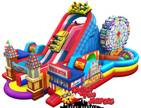 bounce house rentals extrafunjumpers los angeles ca