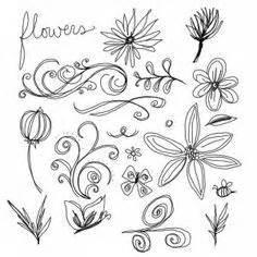 doodle flowers interpretation 28 best flowers images on flowers drawings
