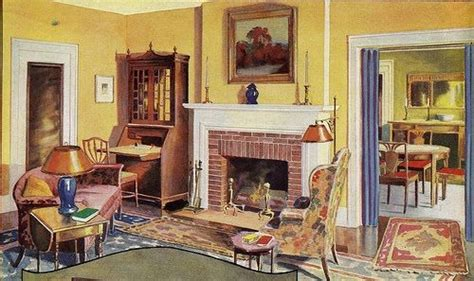 decorating tennis girl 1930 s living room layout and