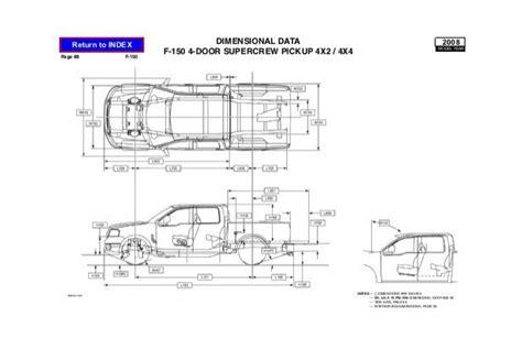ford ranger bed size ford ranger bed dimensions 28 images ford ranger