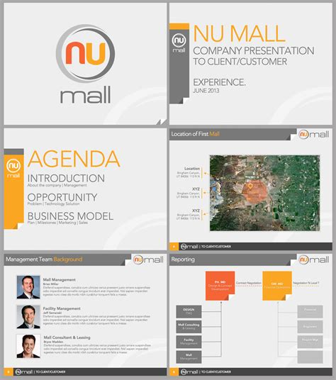 Modern Professional Powerpoint Design For Fawaz Halazon Modern Powerpoint Design