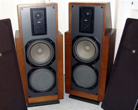 Speaker Subwoofer Revox revox symbol b mki prototyp speakers absolute ebay