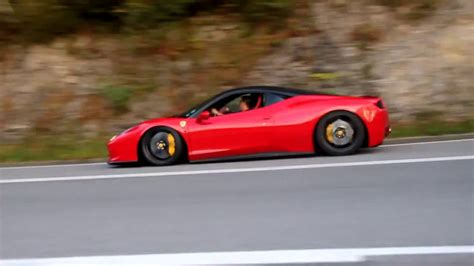 Ferrari Replica by Ferrari 458 Italia Replica Youtube