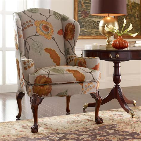 Interior Accessories Sherburne by Stickley San Francisco Sherburne Wing Chair
