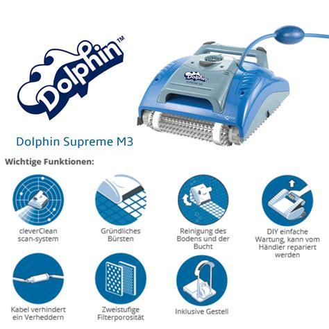 dolphin supreme dolphin supreme m3 maytronics schwimmbadservice