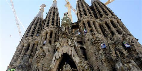 Gaudí's Sagrada Família To Reach Another Milestone   HuffPost