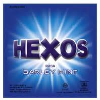Hexos Permen Rasa Lemon Mint konimex pharmaceutical laboratories