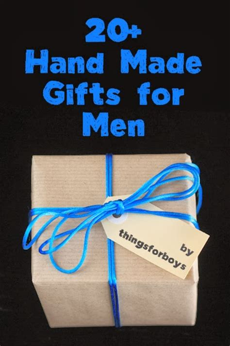 crafted gifts 20 handmade gift ideas for things for boys