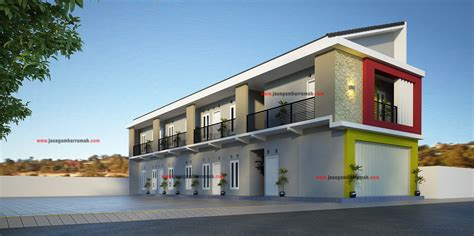 layanan  jasa gambar rumah desain kos kosan  mojokerto