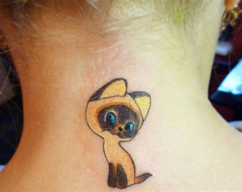 katzen tattoo gallery top kleine katzen tattoos images for pinterest tattoos