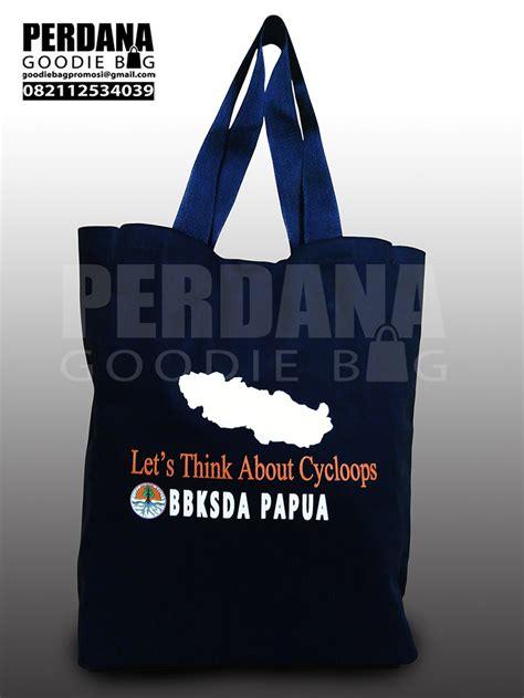 Harga Paper Bag Polos Murah by Jual Tote Bag Kanvas Murah Di Jayapura Perdana Goodie Bag