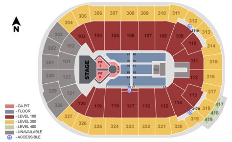 rogers arena section map seating chart for rogers arena toronto rogers centre
