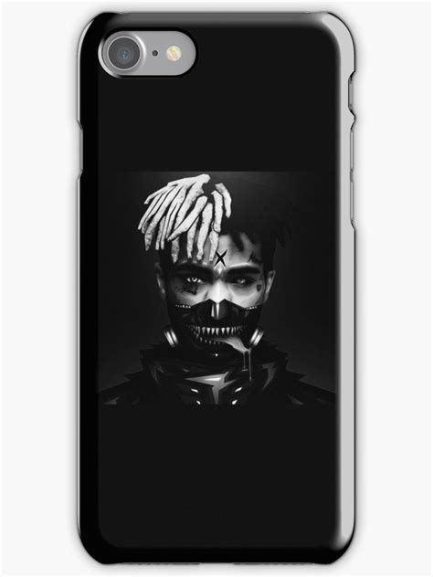 Grid Iphone 5 5s 6 6s 7 7plus quot xxxtentacion phone quot iphone cases skins by xta c
