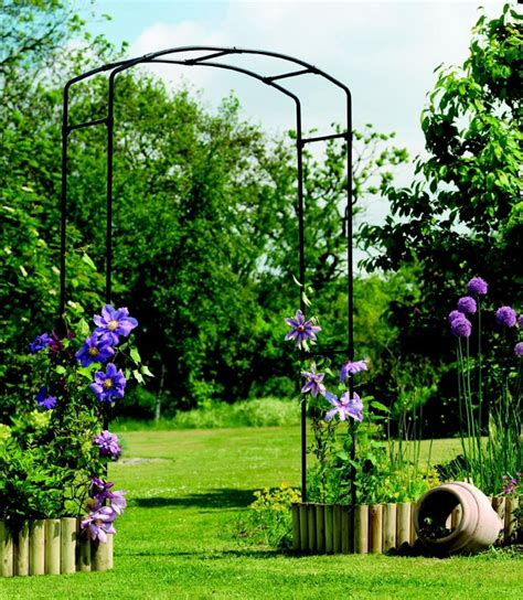 Garden Arch For Climbing Plants How To Build Decorative Garden Arches 187 Home Decorations