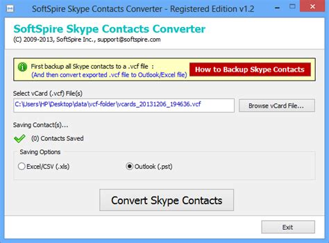 contact format converter skype contacts converter easily export skype contacts to