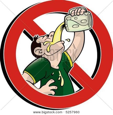Image Gallery No Alcohol Cartoon