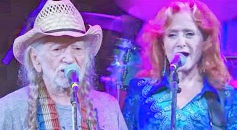 willie nelson  bonnie raitt join forces  epic stevie ray vaughan cover country rebel