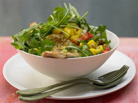 salat rezept rucola mango salat rezept eat smarter