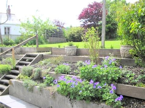 Garden Level by Self Catering Cottage For Bodmin Moor Walking
